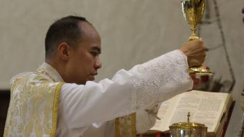 Fr. Daniel Yagan - Sacerdos in Aeternum