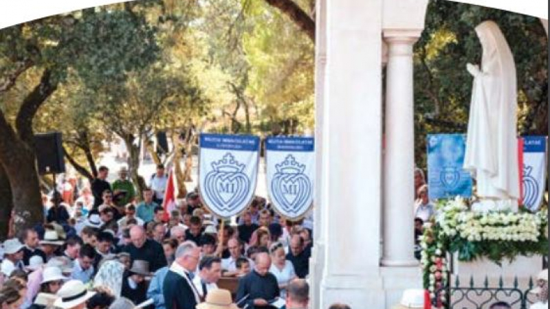 20th Anniversary of the Militia Immaculata